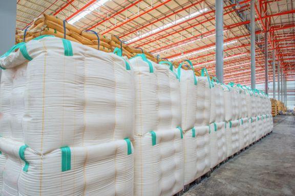 Big Bags 800x800x1050 mm, tub încărcare și descărcare, 500kg