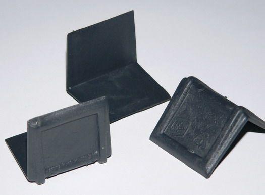 Colțare de plastic pentru protecție, PVC, 35x35mm, Set 4000 buc