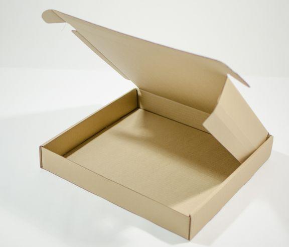 Cutie de carton cu capac (model pantofi)