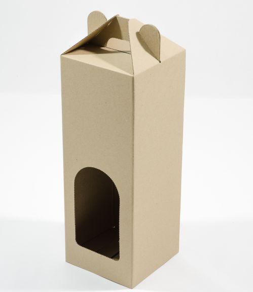 Cutie de carton cu mâner