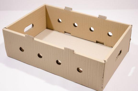 Ladă din carton