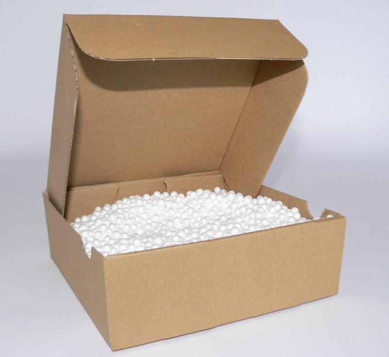 Material pentru umplutură - bile polistiren (0,1mc)