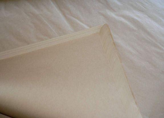 Hârtie pentru ambalat albă 640x800mm - GreaseProof (set 20kg)