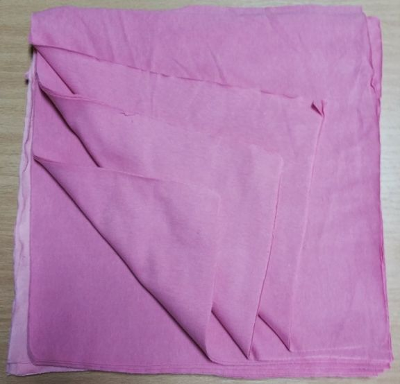 Lavete din tricot 100% bumbac, 300x300mm, Set 500 buc.