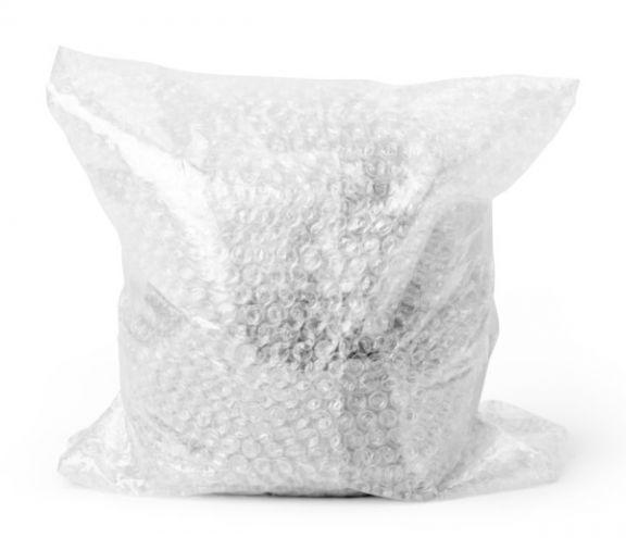 Pungă pentru protecţie din folie cu bule 200x300 mm, Set 100 buc.