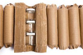 Rolă carton gofrat pentru protecţie