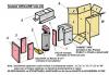 Aquamatic set cutie 12CC, carton CO5 nature, material folosit 5,02 mp